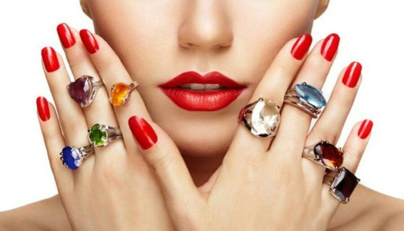 nail crystal